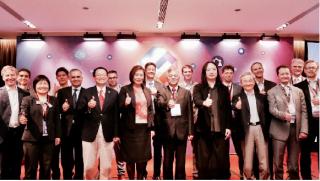 國家通訊傳播委員會主任委員詹婷怡應邀出席2017臺北5G國際高峰會(The 4th Taipei 5G Summit)致詞,並與國內、外5G晶片、設備、終端產品及電信業者進行交流