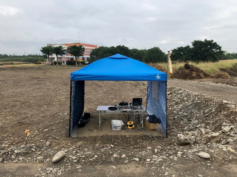 NCC展演之5G基地臺天線及設定工作站2