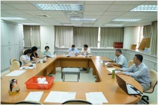 新竹縣政府為「打造浪漫台3線」,拜會本會,尋求協助改善4G行動通訊涵蓋。