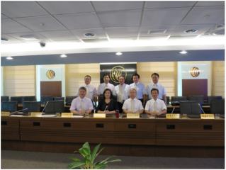 台灣區電信工程工業同業公會為「匯流法」電信基礎設施施工及維護等議題拜會NCC並交換意見