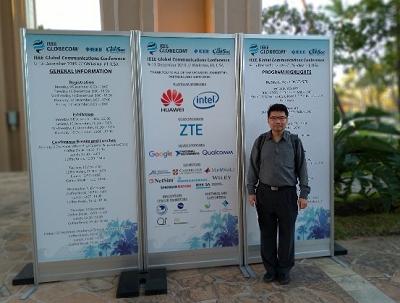 08年12月8日至14日鄧惟中委員率同仁赴夏威夷參加「IEEE 全球通訊會議(IEEE Global Communications Conference)」