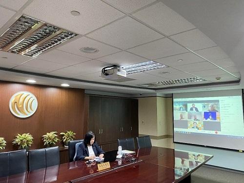 本會孫雅麗委員擔任「5G的創新與研發」場次與談人。